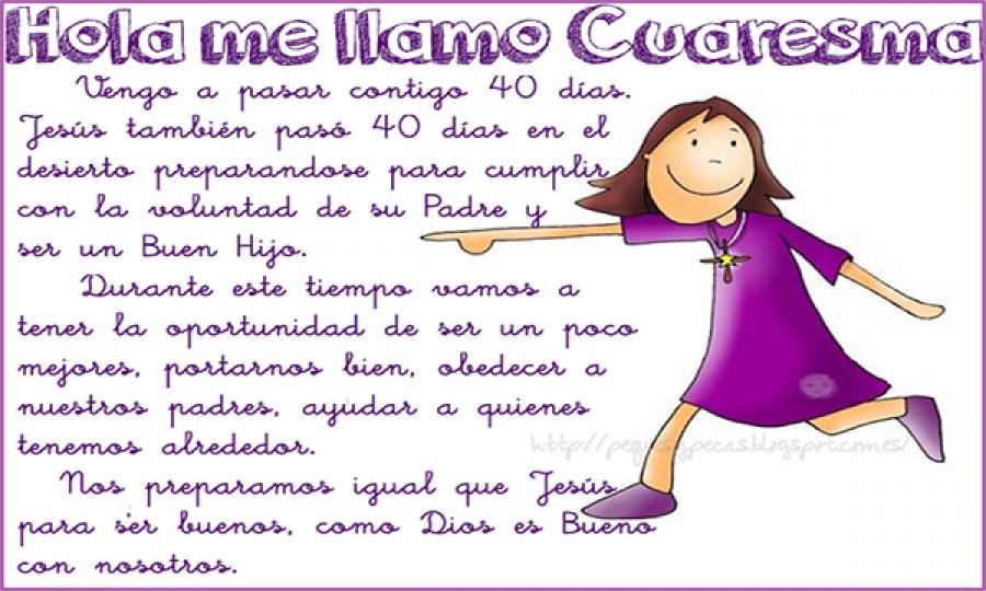 PASATIEMPOS Y CRUCIGRAMAS Calendarios de Cuaresma 2014